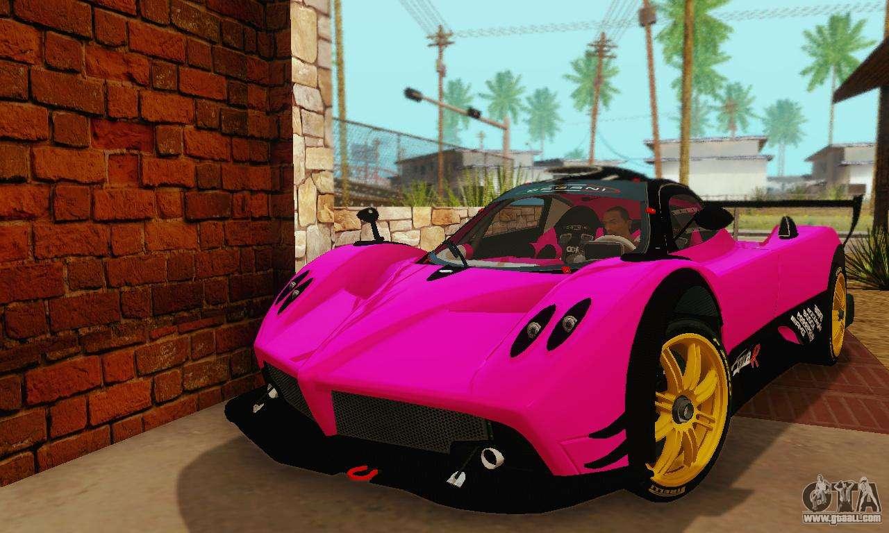 pagani zonda mod with 42867 Pagani Zonda Type R Pink on 22581 additionally 2668 Audi Rs7 X Uk besides Werewolf Woman besides Liberty Walk Bugatti Veyron Is Not Impossible 103530 also 24867 Monster Patriot.