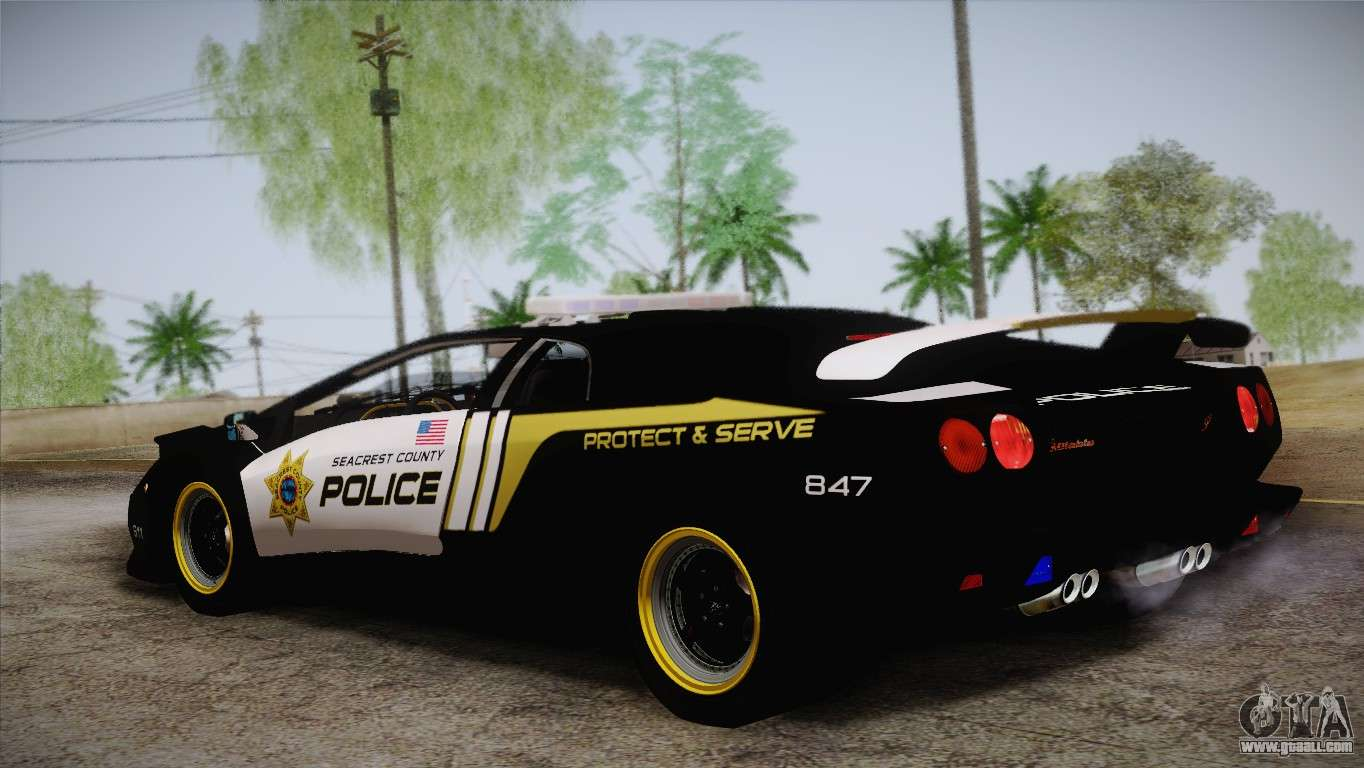 dc special police