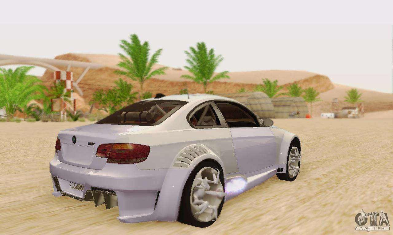 bmw m3 e92 shd tuning for gta san andreas. Black Bedroom Furniture Sets. Home Design Ideas