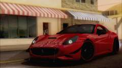 Ferrari California v2 for GTA San Andreas