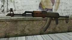 AKM Assault Rifle for GTA San Andreas