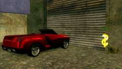 Car service center of Sijia in Las Venturas for GTA San Andreas