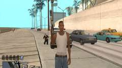 C-HUD by Stafford for GTA San Andreas