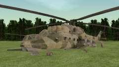 Mi-35M for GTA San Andreas