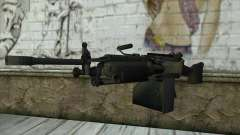 M249 SAW Machine Gun for GTA San Andreas