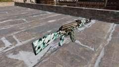 The AK-47 Aqua Camo