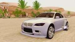 BMW M3 E92 SHD Tuning