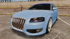 Audi S3 EmreAKIN Edition for GTA 4