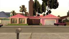 New house Milli for GTA San Andreas