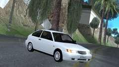 ВАЗ 2112 GVR Version 1.1 for GTA San Andreas