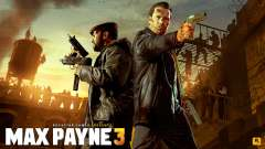 Boot screens Max Payne 3 HD