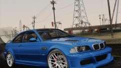 BMW M3 E46 GTR 2005