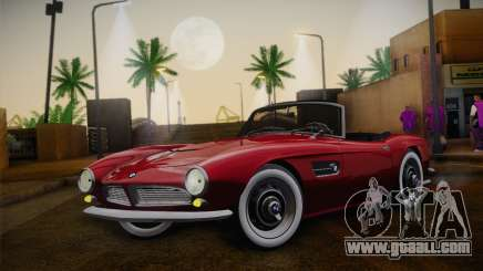 BMW 507 1959 Stock for GTA San Andreas