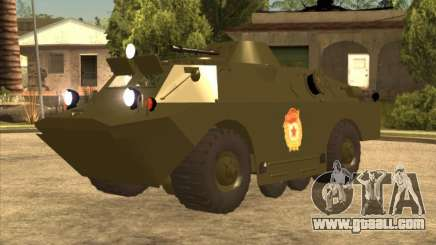Guards BRDM-2 for GTA San Andreas