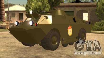 Guards BRDM-2 for GTA San Andreas