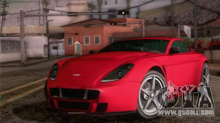 GTA V Rapid GT for GTA San Andreas