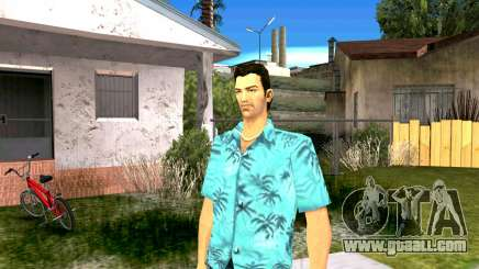 The sound from GTA 3 after the end of the mission for GTA Vice City