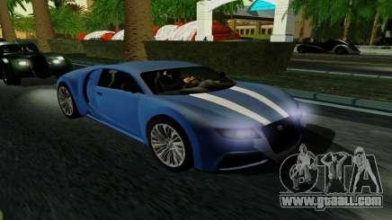 Gta 5 Truffade Adder for GTA San Andreas