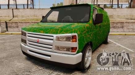 GTA V Bravado Rumpo for GTA 4