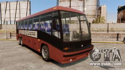 GTA V Dashhound Maibatsu for GTA 4
