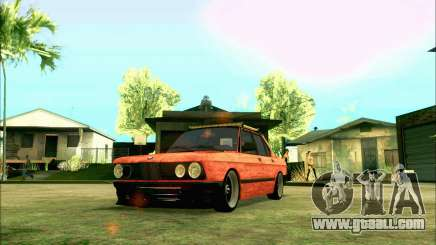 BMW M5 E28 RatStyle for GTA San Andreas