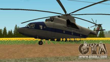 Mi 26 Civil for GTA San Andreas