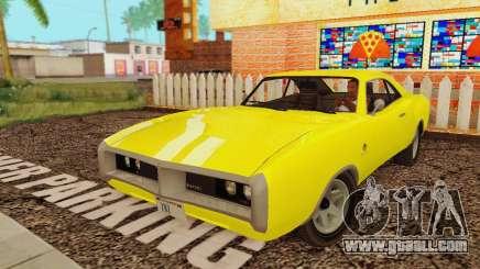 GTA 4 Imponte Dukes V1.0 for GTA San Andreas