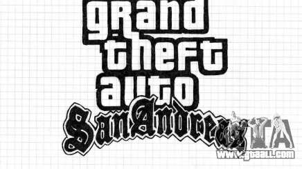 GTA San Andreas Loading Screen for GTA 5