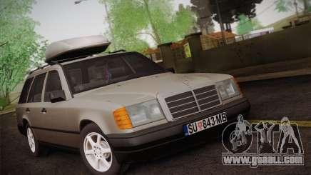 Mercedes-Benz E-Class W124 Kombi for GTA San Andreas