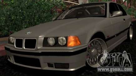 BMW M3 E36 Hellafail for GTA San Andreas