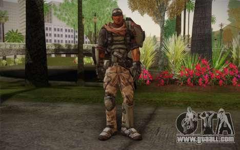 Roland из Borderlands 2 for GTA San Andreas