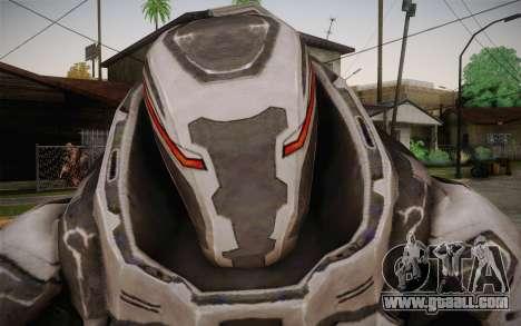 Robo Creed for GTA San Andreas third screenshot