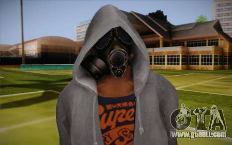Graffiti Man for GTA San Andreas third screenshot