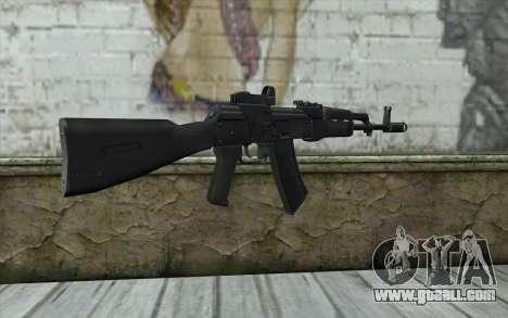 AK74M for GTA San Andreas second screenshot