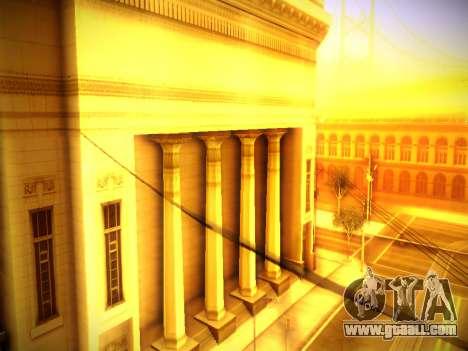 ENB Series by Makar_SmW86 v5 for GTA San Andreas fifth screenshot
