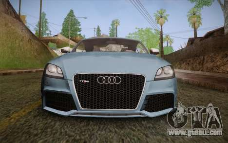 Audi TT RS 2011 for GTA San Andreas side view