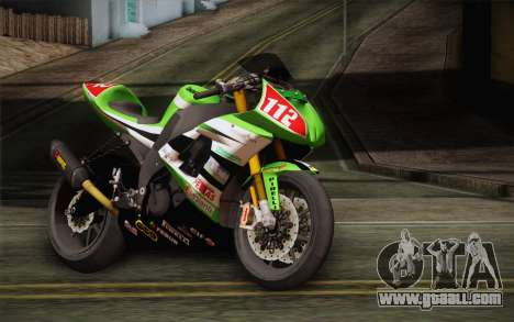 Kawasaki ZX-10R Ninja for GTA San Andreas