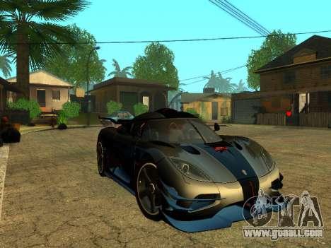 ENBSeries By Makar_SmW86 v1.0 for GTA San Andreas sixth screenshot