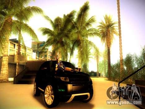ENB Series by Makar_SmW86 v5 for GTA San Andreas