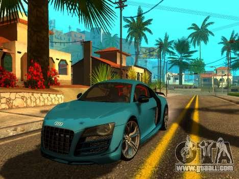 ENBSeries By Makar_SmW86 v1.0 for GTA San Andreas fifth screenshot