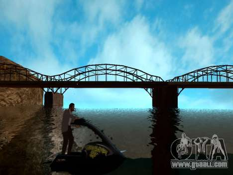 ENBSeries by Makar_SmW86 Medium PC for GTA San Andreas third screenshot