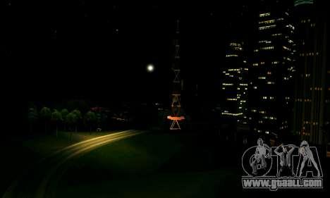 ENBSeries Rich World for GTA San Andreas third screenshot