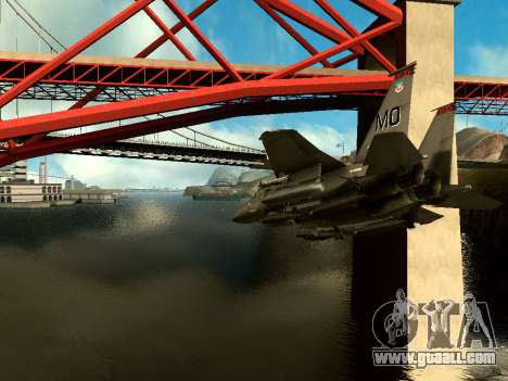 ENBSeries by Makar_SmW86 Medium PC for GTA San Andreas forth screenshot