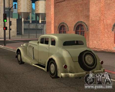 New Car (Hustler) for GTA San Andreas