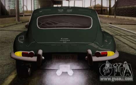 Jaguar E-Type 4.2 for GTA San Andreas wheels