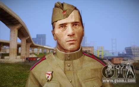 Soviet soldiers for GTA San Andreas third screenshot