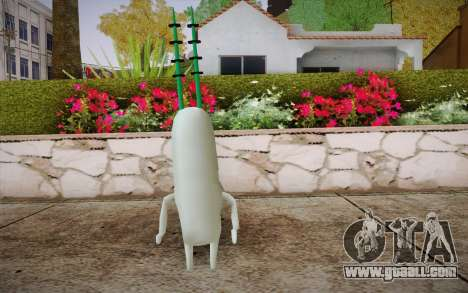 Plankton for GTA San Andreas second screenshot
