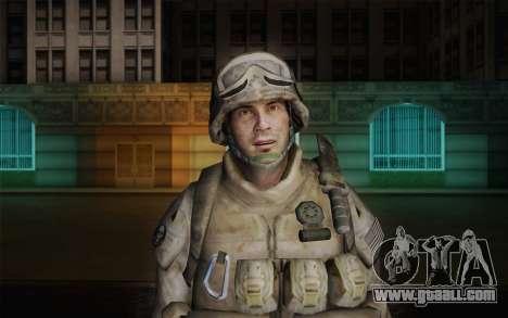 U.S. Marines for GTA San Andreas third screenshot
