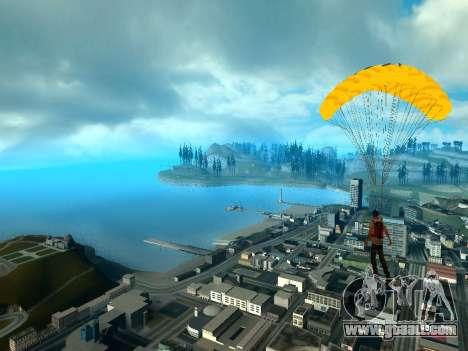 ENBSeries by Makar_SmW86 Medium PC for GTA San Andreas fifth screenshot