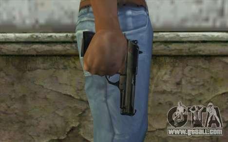M9 Pistol for GTA San Andreas third screenshot